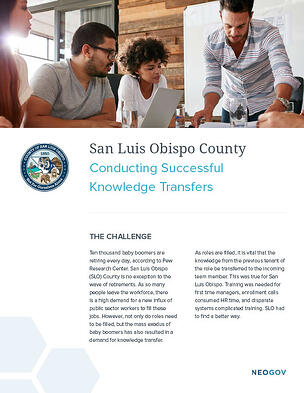 Case Study - San Luis Obispo County - Learn