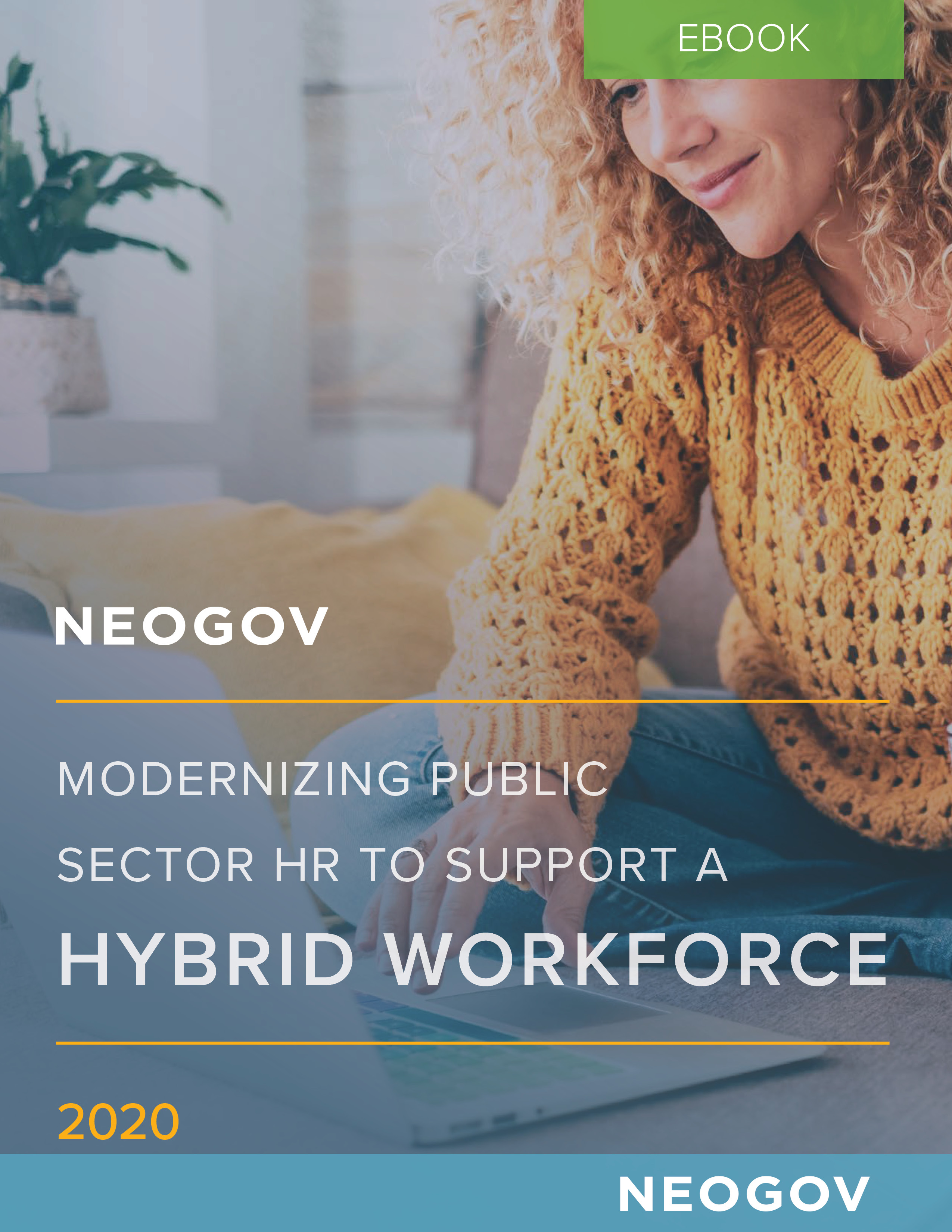 Modernizing Public Sector HR to Support a Hybrid Workforce