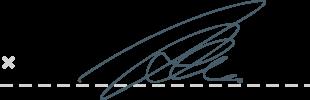digital signature accepted