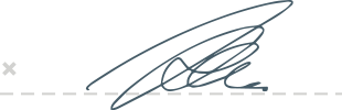 digital signature accepted