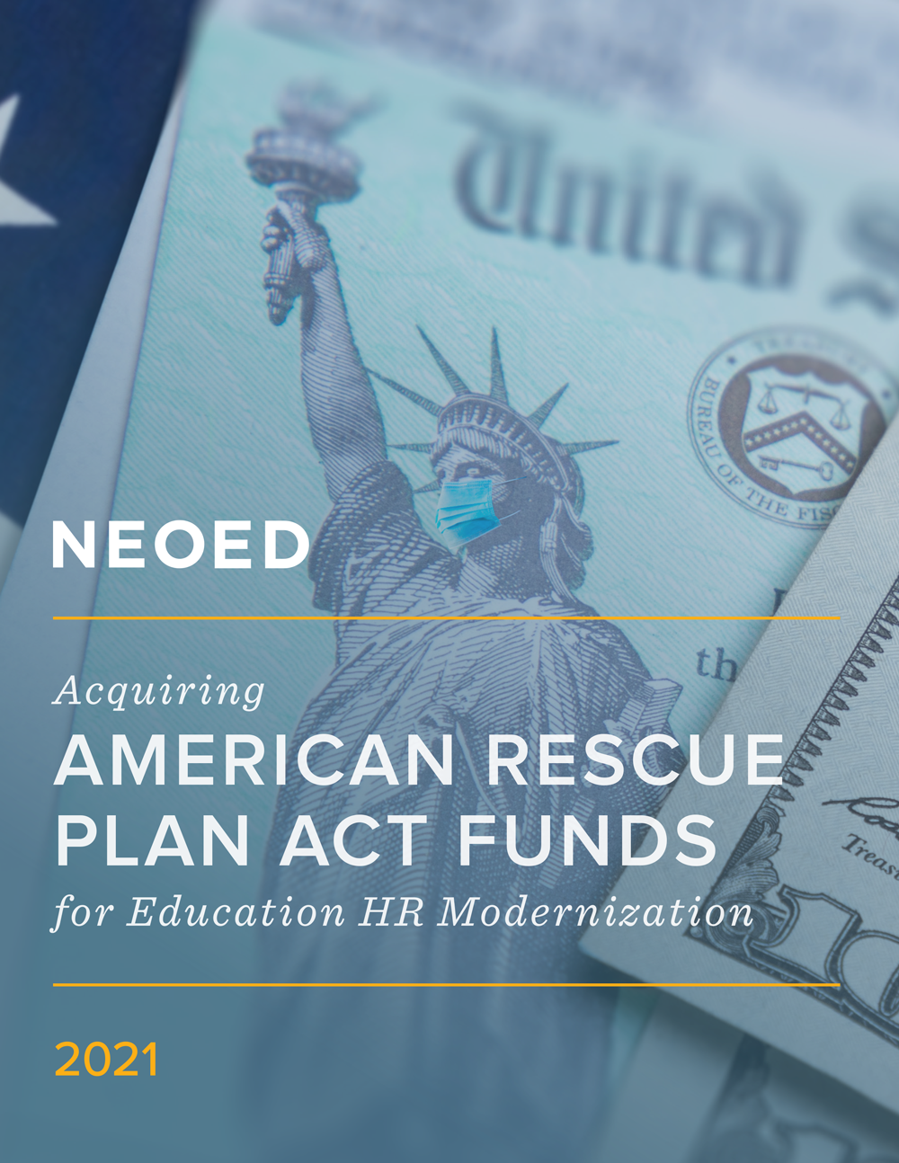 Acquiring American Rescue Plan Funds for Education HR Modernization
