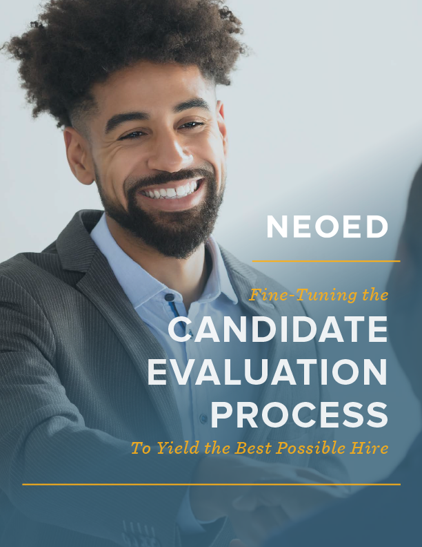 Guide: Fine-Tuning the Candidate Evaluation Process to Yield the Best Hire