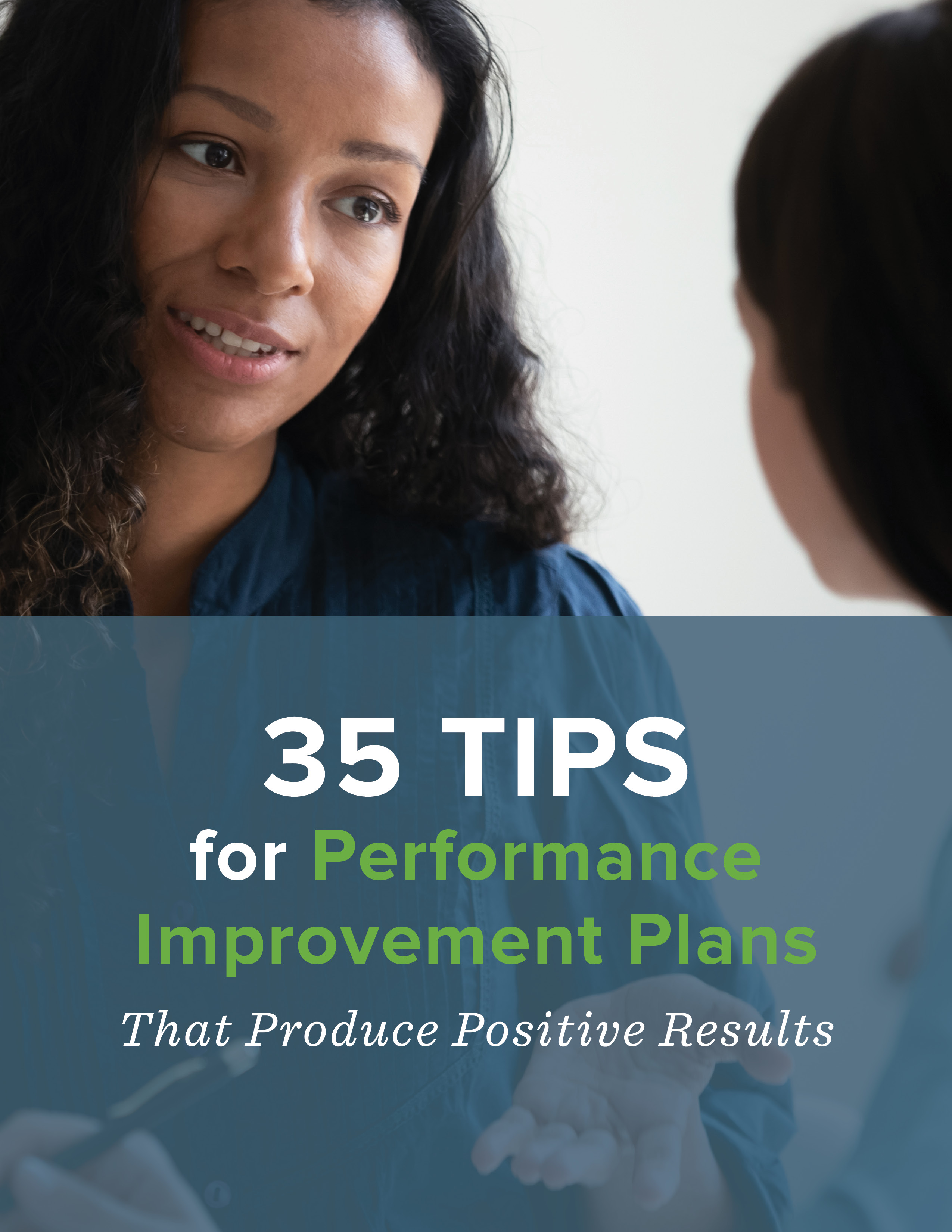 35 Tips for Performance Improvement Plans