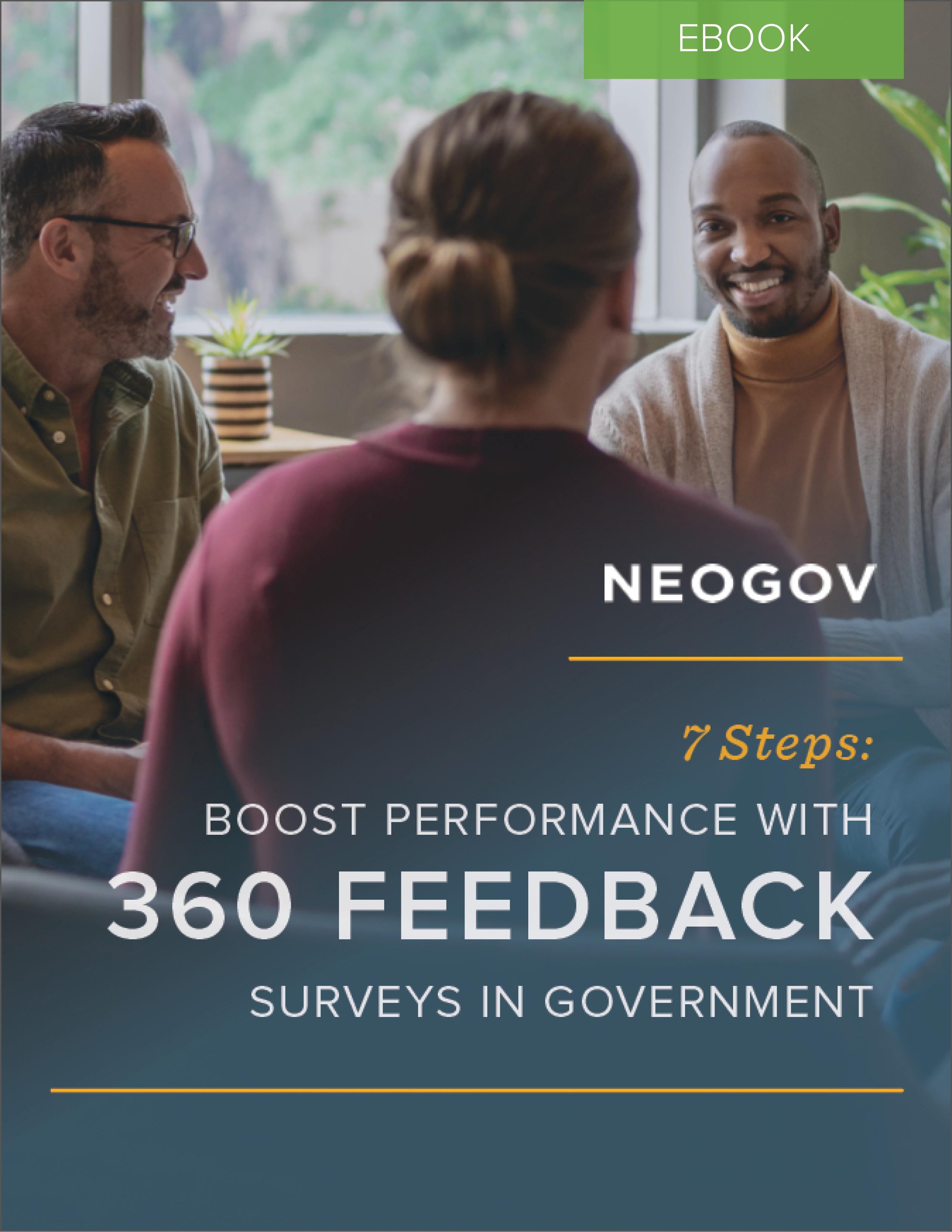 NEOGOV 360 Feedback eBook