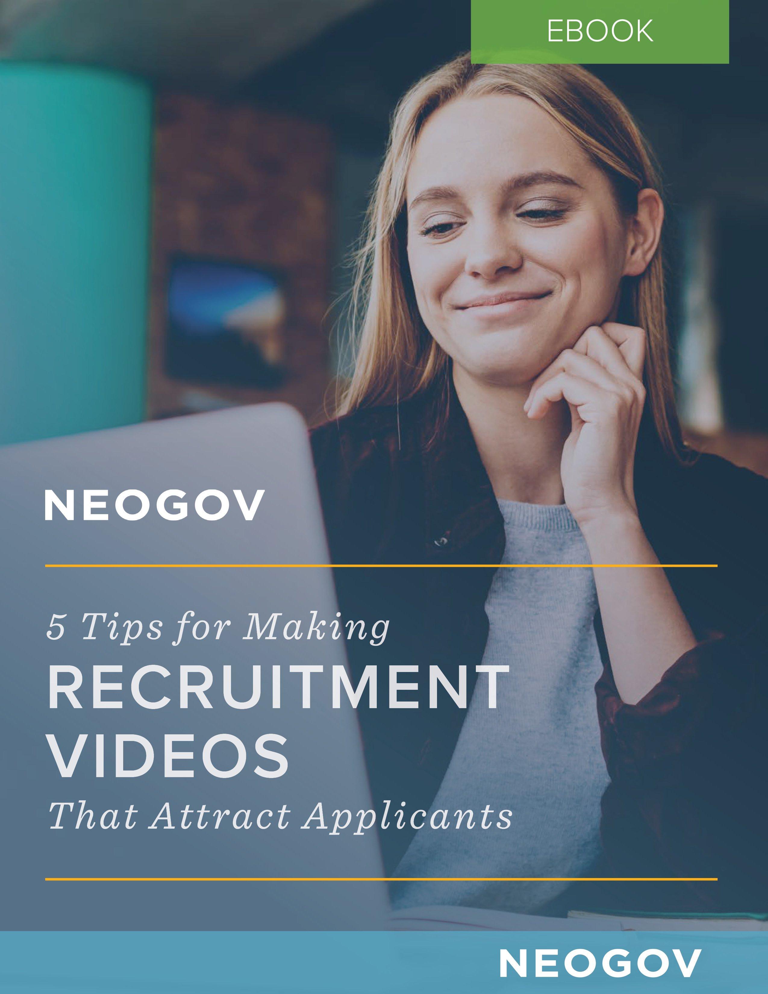 5 Tips for Making Recruitment Videos