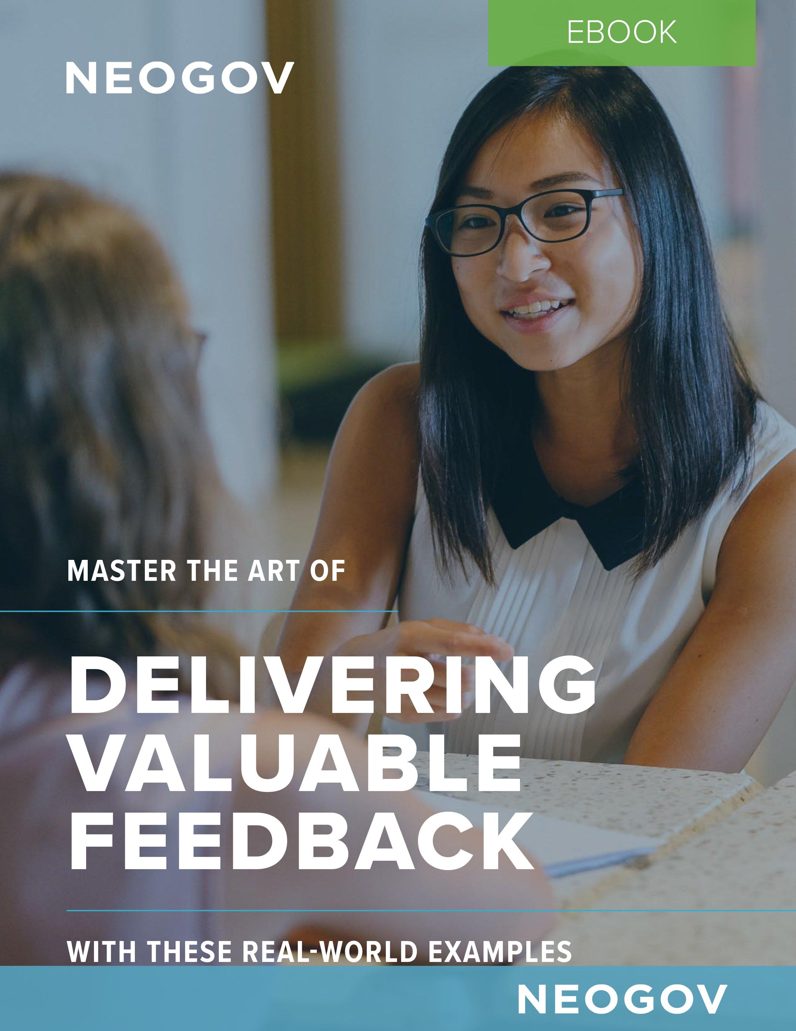 Delivering Valuable Feedback