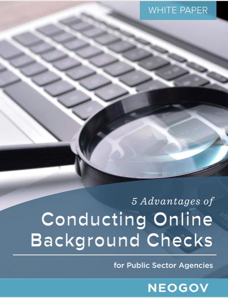White Paper - Background Checks