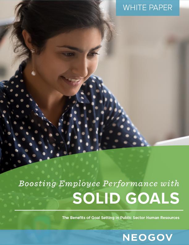 Boosting employee performance